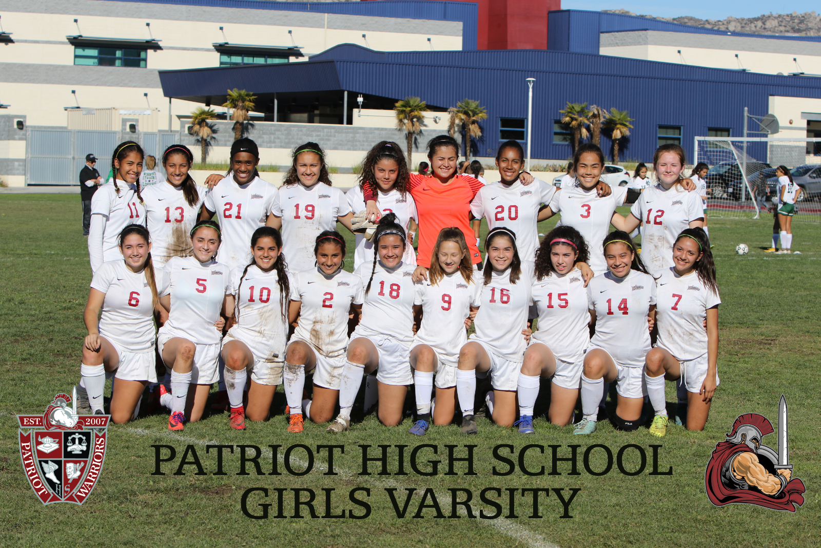 Girls Soccer Wins Consolation Championship at Hertiage Winter Classic