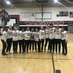 Patriot Varsity Girls Basketball 65 Corona 17