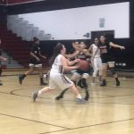 Patriot Girls Basketball PHS 73 Norte Vista 19