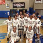 1st Round Girls Basketball CIF Game