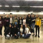Patriot's Female Athletes Attend Women in Sports Conference at The Orange Show