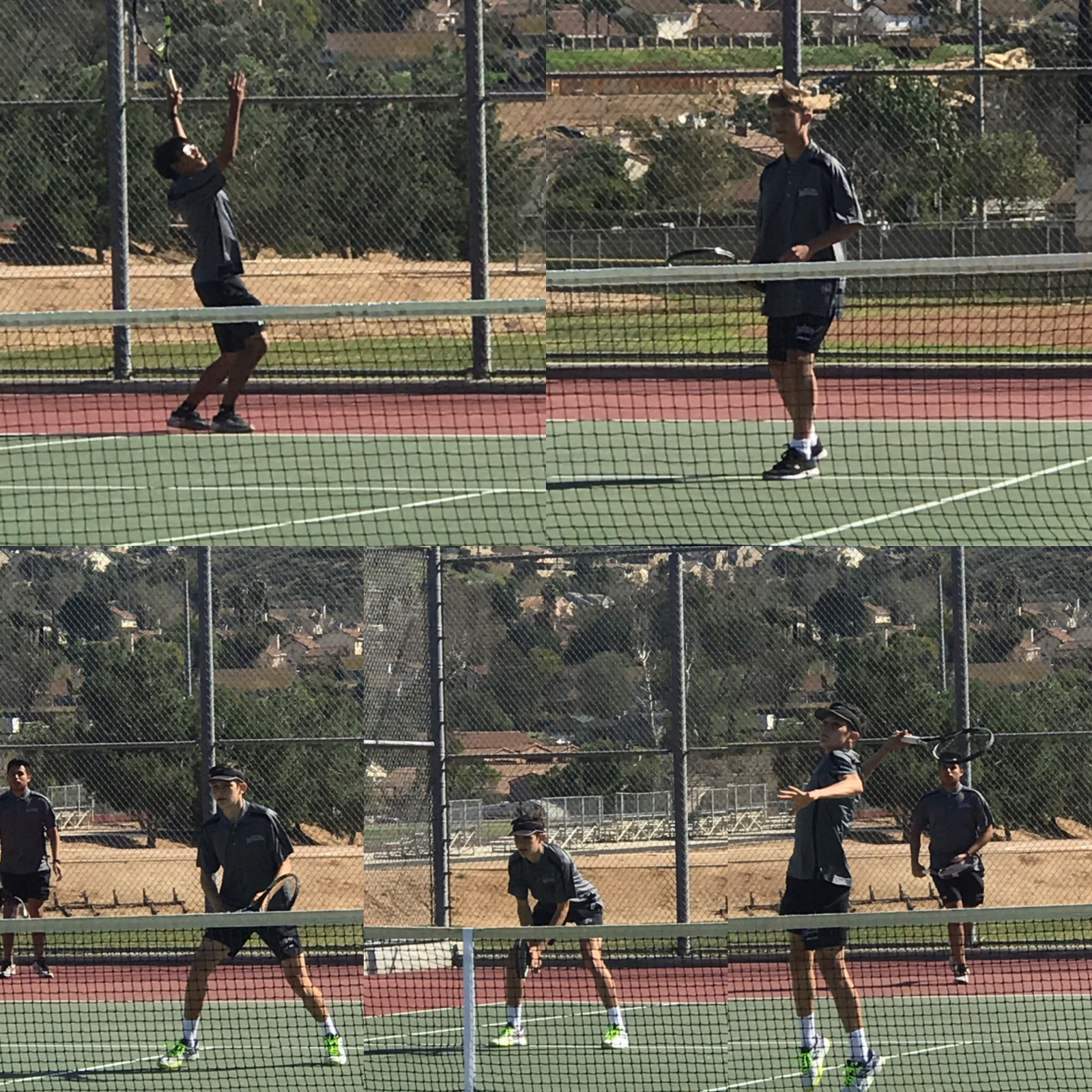 Patriot Tennis off to a Strong Start in 2019