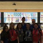 Girls Varsity Bowling finishes 1st place at Lindsey Wilson Collegiate Tournament