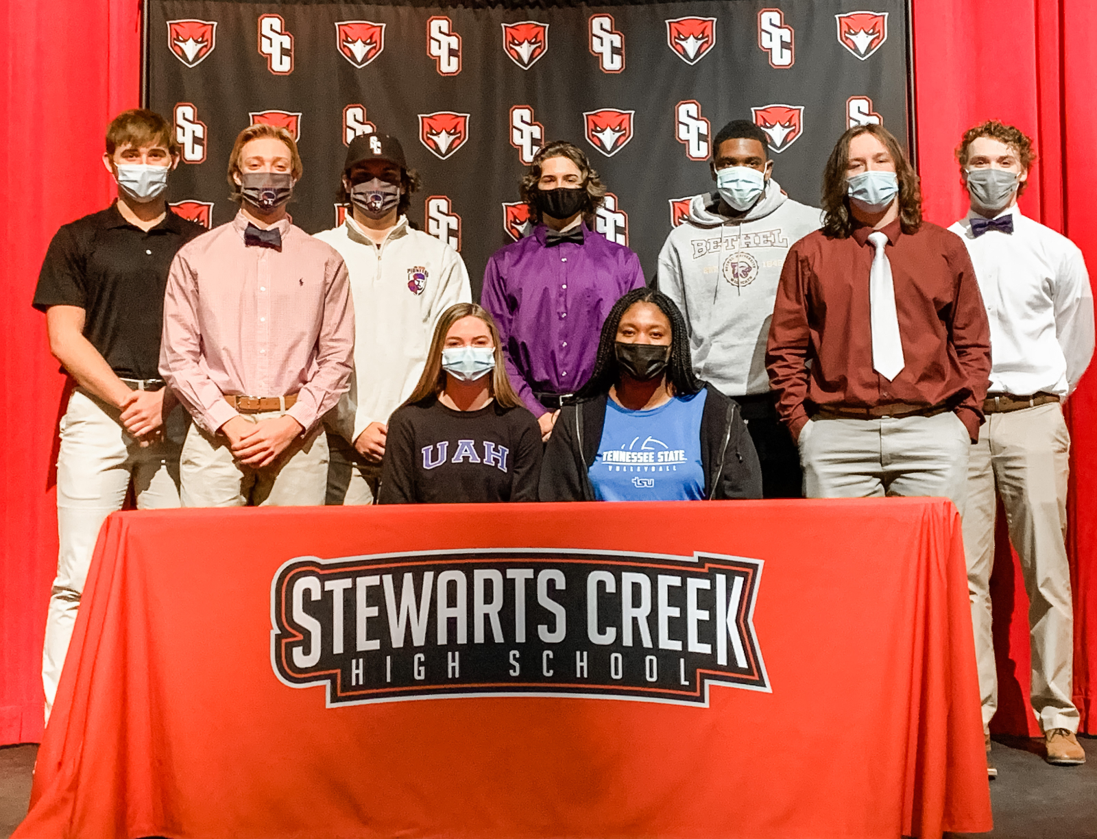 National Signing Day 2/3/2021