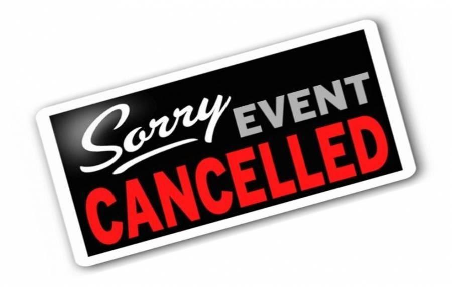 Winter Awards Canceled