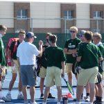 Boys' Tennis vs. Lakeland