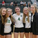 Volleyball vs Plymouth (Senior Night)