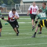 Unified Flag Football vs. Twin Lakes