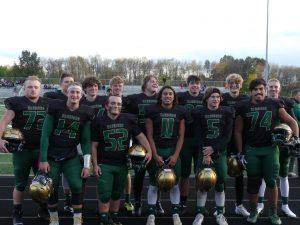 Football/Cheer Senior Night