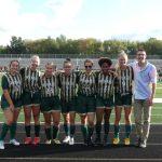 Girls' Soccer Senior Night