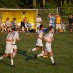 Boys' Soccer defeats Morgan 4-1