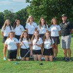 Girls' Golf 8th at Royal American