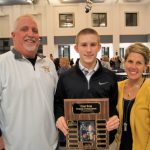 Cam Ross Freshman Football Award