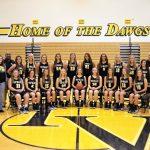 2016-2017 Tri-Valley Lady Dawgs Basketball Team