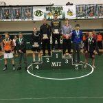 Tri-Valley High School Boys Varsity Wrestling finishes 31st place