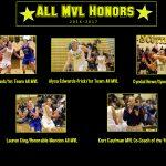 Girls' Basketball All MVL