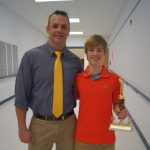 Mark Curtis Freshman Award