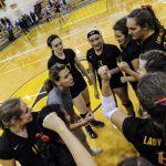 Volleyball Wins Thriller over John Glenn!!