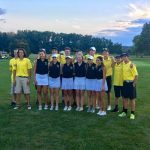 Golf Teams Have Senior Night