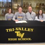 McLoughlin Signs with Ashland