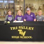 Birkhimer Signs to Play at Ashland