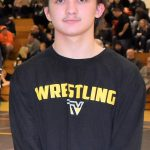 Tri-Valley senior wrestler Sky Wisecarver earns second straight D-I OHSAA Individual State Wrestling Meet appearance