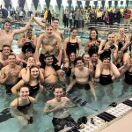 Scottie swimmers celebrate record breaking season with annual awards and recognition banquet