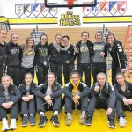 Lady Dawgs 'cut down the nets' with D-I, Central District Sectional title win at home over Walnut Ridge; advance to Feb. 27 District date vs Westerville South