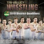 Nine Tri-Valley wrestlers advance to OHSAA D-I District Meet, led by Scottie senior Sectional titleist Sky Wisecarver; top four at Hilliard Darby District advance to State Meet, March 7-9 at OSU's Schottenstein Center