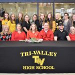 Tri-Valley Lady Dawg softball's Savannah Shumway to play collegiality at Kentucky Christian University