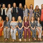 Tri-Valley Lady Dawg basketball team honored at annual awards banquet