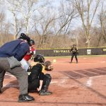 Lady Dawgs rebound from Sheridan loss with Dover double header sweep; host Maysville April 3 at Wolford Park