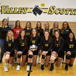 Lady Dawg volleyball nets win at Crooksville in Muskingum Valley League opener