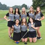 Lady Dawg linksters pick up win at Sheridan in MVL opener – after a busy August