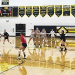 Lady Dawgs fall to defending champ Sheridan in MVL volleyball action
