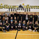 Scottie girls, boys swim team hosts TV Scottie Sprints