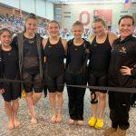 Tri-Valley swim team well-represented at OSU's prestigious Neb Reed Memorial Invitational