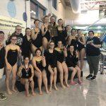 Scottie swim team hosts 1st 'MVL Championships' Meet; Lady Dawgs earn first place honors, TV boys team runnersup