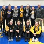 Lady Dawgs earn school's 17th MVL hoops crown with 54-45 Maysville win; TV hosts Carrollton in D-II East District tourney opener Sat., Feb. 15 in Dresden at The Dawg House