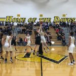 Lady Dawgs tip-off tourney season with 65-25 Carrollton win; host Meadowbrook at TVHS on Wed., February 19 in D-II East District Sectional semi-final