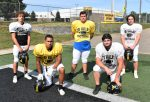 Tri-Valley Football Players of the Week —  Week 4  — TV vs River View