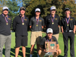 State Bound!  Tri-Valley golf team headed to OHSAA State Tourney after District title win
