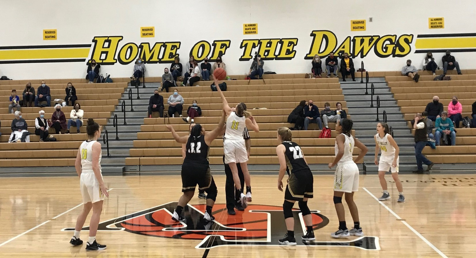 Lady Dawgs take 6th straight with River View win; travel to Coshocton Jan. 13, then big Jan. 16 road trip for 'Classic in the Country' battle vs Lima Bath at Hiland HS