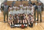 District title wrap – Regional roundup: District Champ Lady Dawgs fall to Vinton County in Sweet Sixteen semi-final; TV loses two starters to graduation, but looks to next season with returning talent