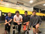 Scottie wrestlers enjoy post season success; TV seniors Joseph Eckelberry, Cullen Van Rooyen, and Karter Jones earn state tournament berths