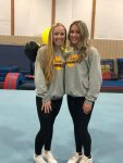 TVHS Gymnasts put wraps on another successful season; Lady Dawg senior Olivia Combs qualifies for State Meet on beam