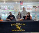 TVHS senior standout swimmer Larissa Lynch headed to Ohio Northern University