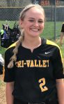 Lady Dawgs have busy week ahead with four games in four days; TV's Falon Wolford leads Lady Dawgs with 3 hr's, 9 rbi's in Coshocton win