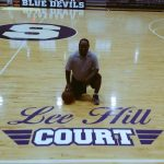 SHS Basketball Court Named for Legendary Coach Lee Hill