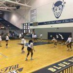Lady Blue Devils Varsity Volleyball Start Their Season